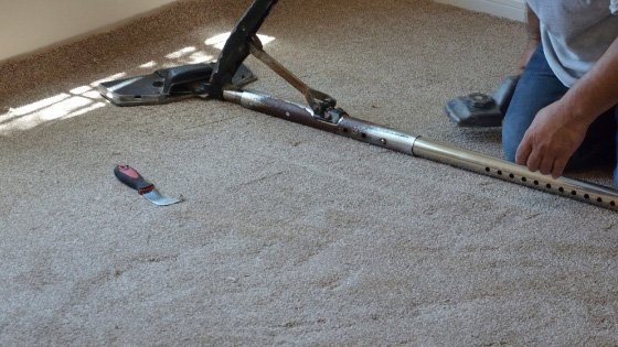 Diy How To Stretch Carpet Alliance Flooring Directory