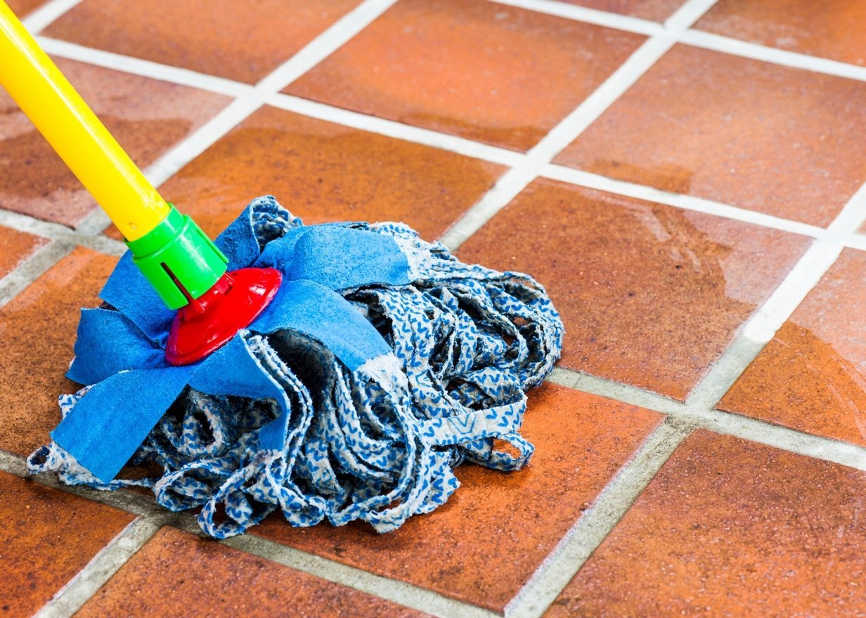 Cleaning-Matte-Tiles